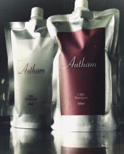 Autham CBDシャンプー